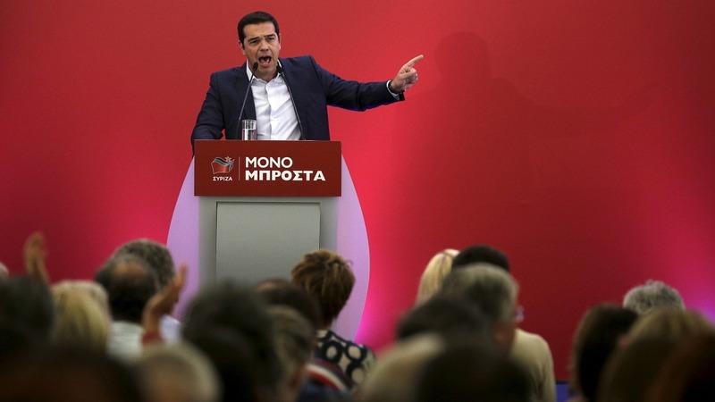 Syriza on the slide ahead of Greek vote?