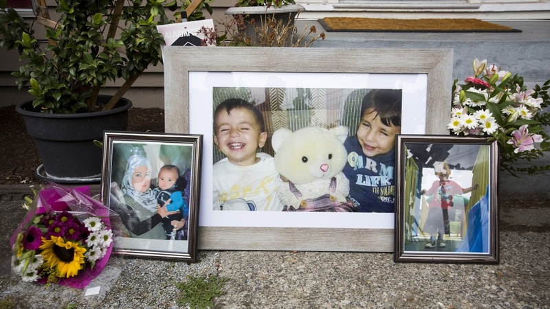 VERBATIM: Family mourn Syrian toddlers