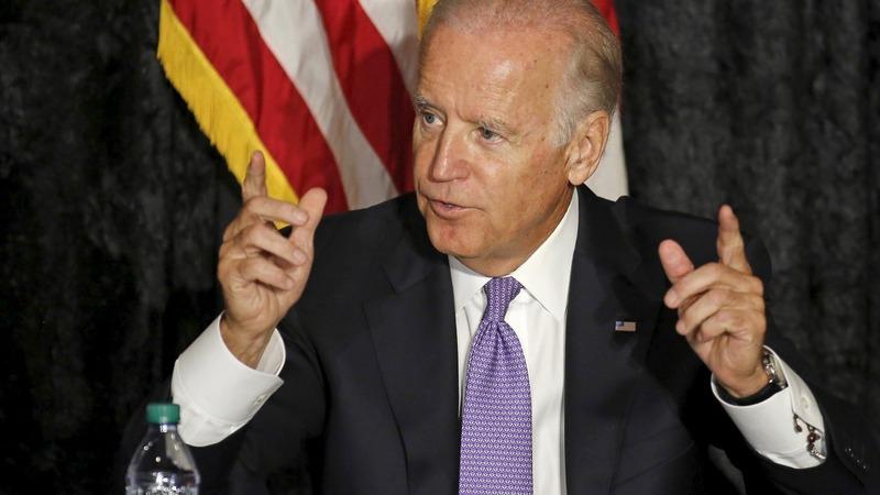 VERBATIM: Biden on 2016 says, 'I just don't know'