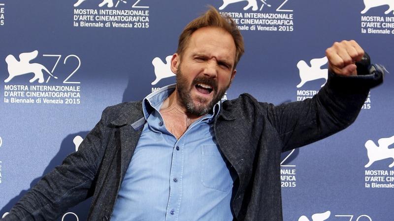 VERBATIM: Ralph Fiennes just wants to dance