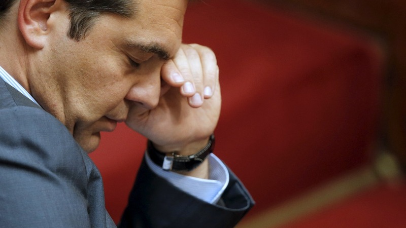 Tsipras losing youth vote