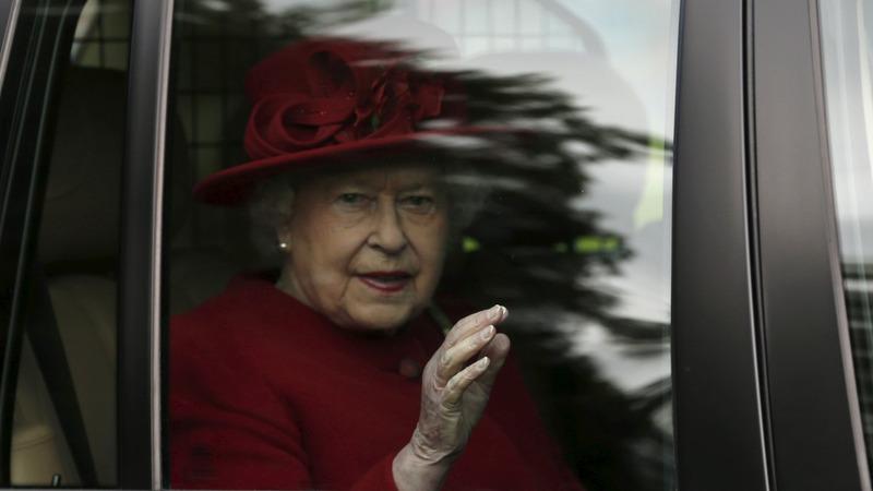 Queen Elizabeth hits record reign