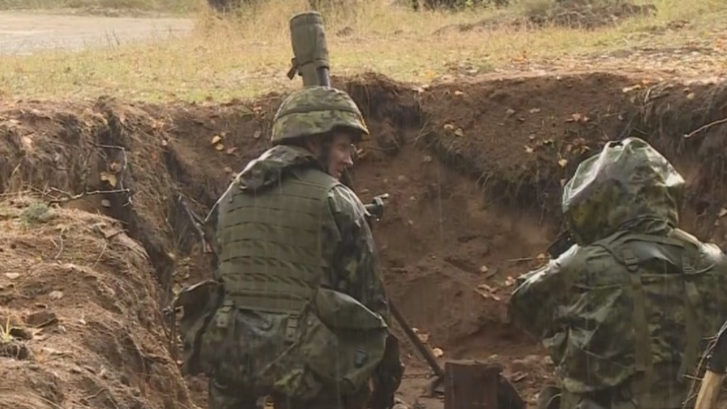 Estonian volunteer army in post-Ukraine surge