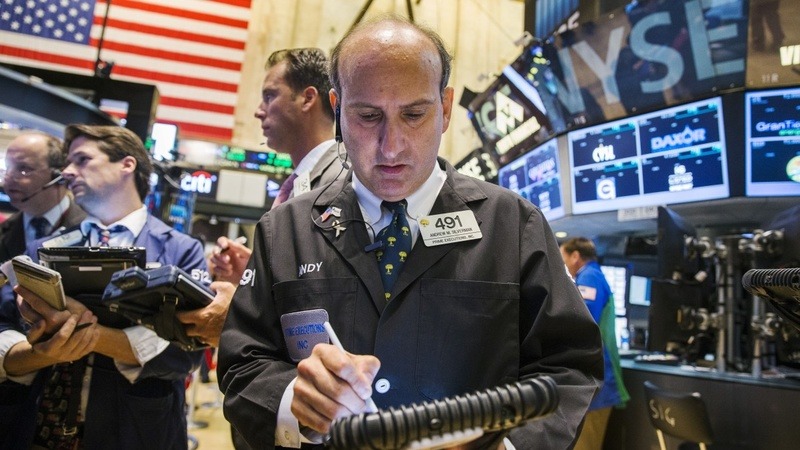 US stocks rally after last week's rout