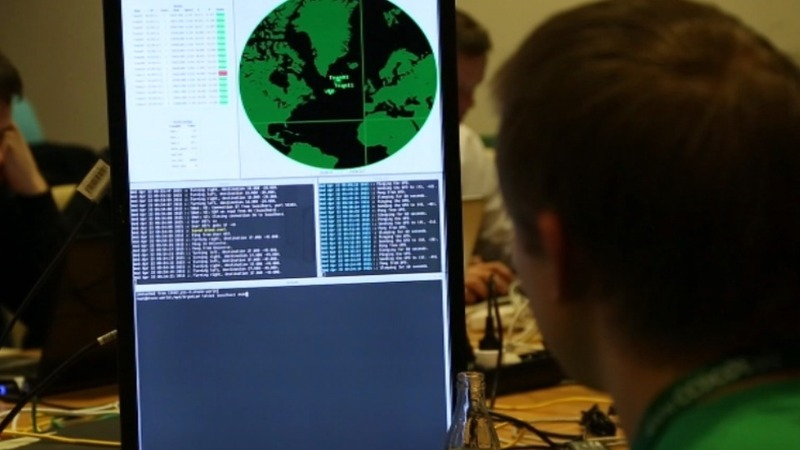 Cyber security at fore in Russia's NATO neighbour