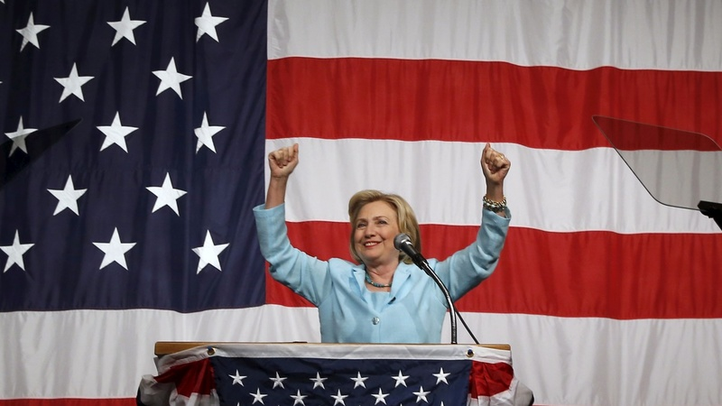 Clinton calls for campaign finance overhaul