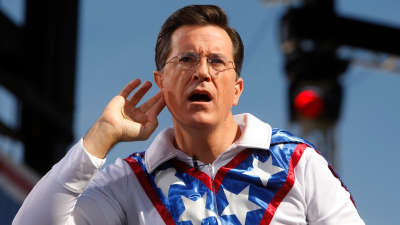 Colbert's big night on the Late Show