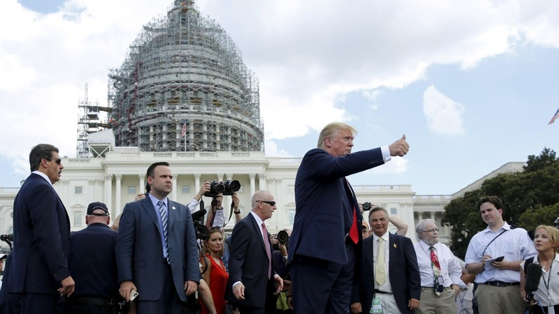 Iran deal foes stage Capitol rally