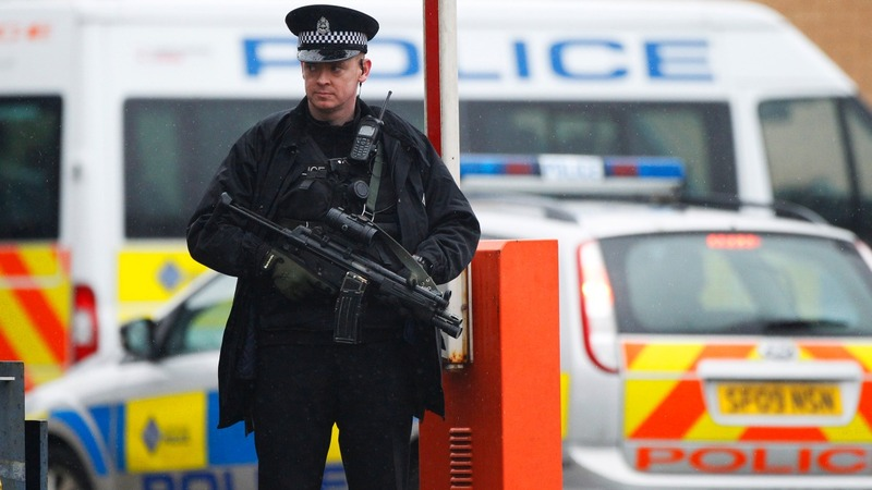 UK terror arrests hit record high