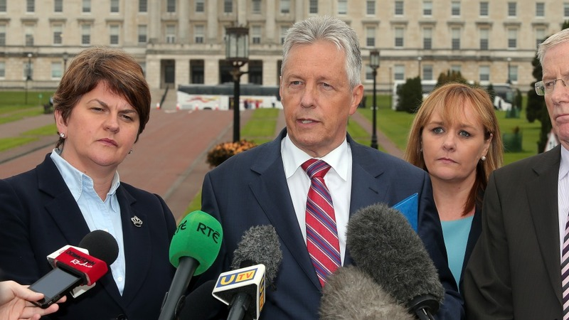 N.Irish First Minister resigns amid crisis