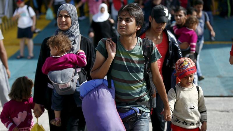 VERBATIM: U.S. to take more Syrian refugees