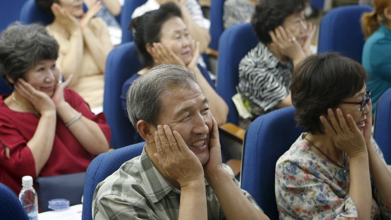 Granny babysitters go pro in South Korea