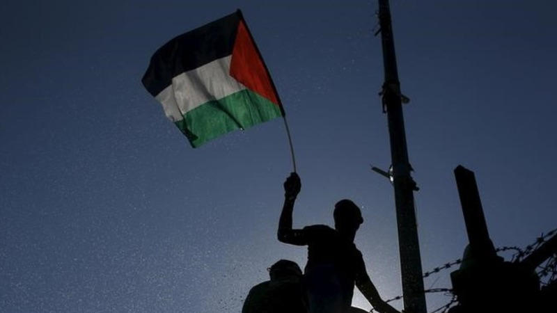 Palestinian flag to fly at U.N.