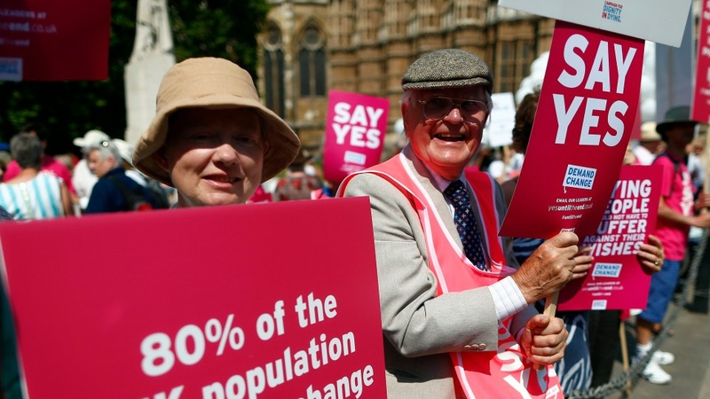 MPs reject assisted dying legislation
