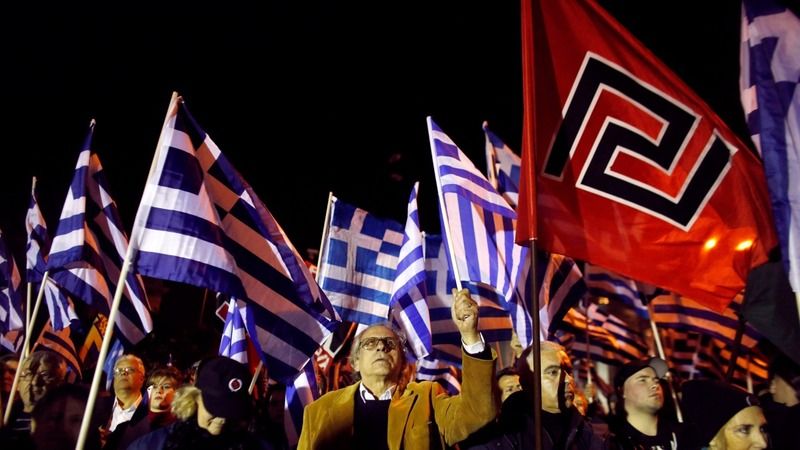 Right-wing party exploits Greek discontent