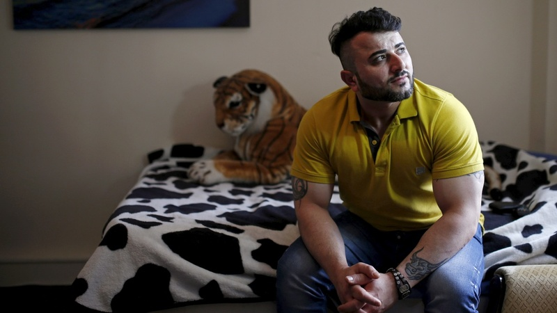 From Kurdistan to Wakefield: A migrant's tale