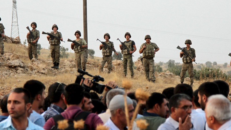 Turkish town in lockdown as death toll rises