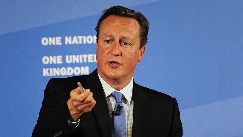 VERBATIM: Cameron calls for calm in N.Ireland