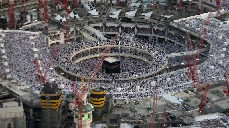 Crane collapse in Mecca kills at least 87