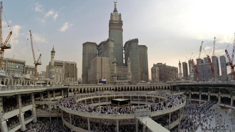 Investigation into Mecca crane collapse