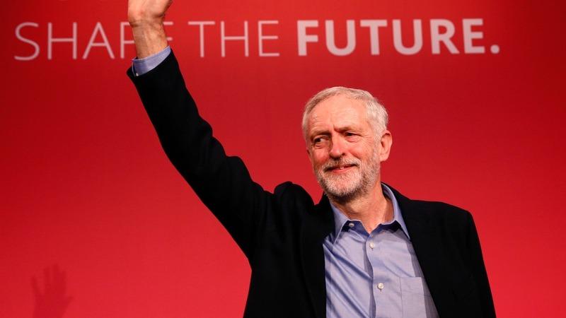 VERBATIM: Jeremy Corbyn crowned Labour leader