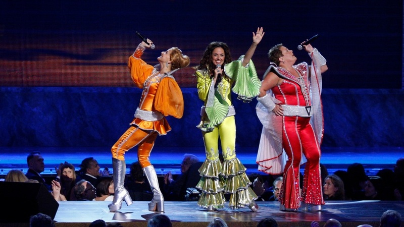 Mamma Mia says goodbye to Broadway