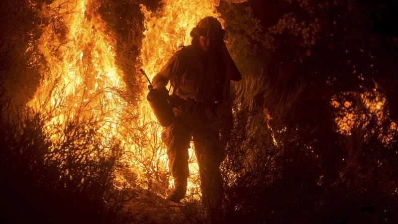 California's wildfire emergency