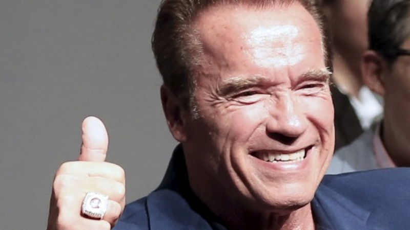 Schwarzenegger to replace Trump on 'Apprentice'