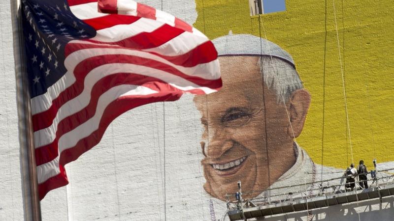 VERBATIM: NYC mayor on security during Pope's visit