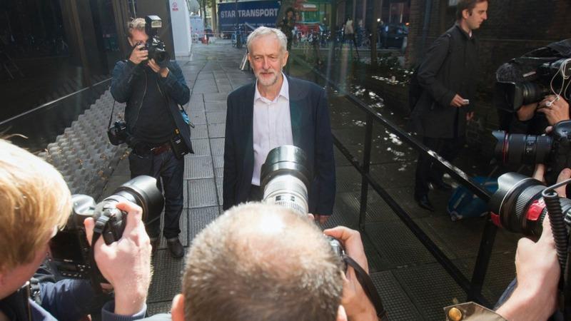 Corbyn set for key TUC Congress speech