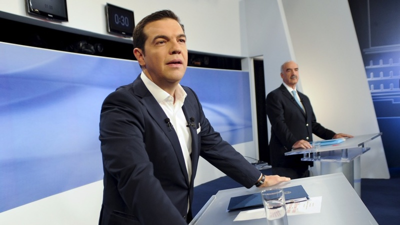 Greek heavyweights rule out a grand coalition
