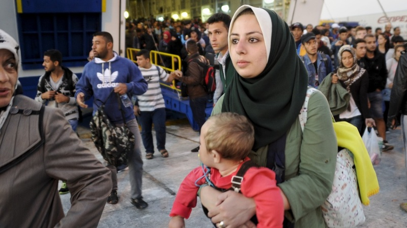Refugee crisis raises questions for UN