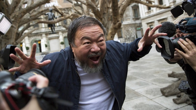 Ai Weiwei returns to the UK after 5 years