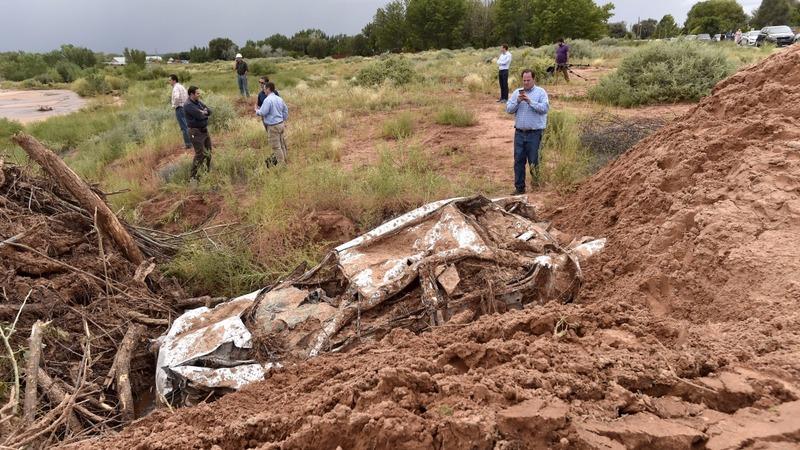 12 people killed in Utah flash floods