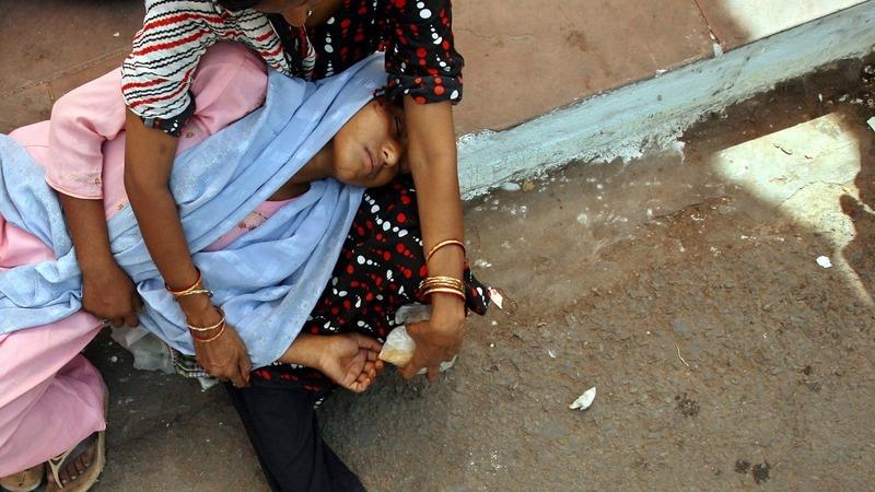 Dengue fever grips India's capital city