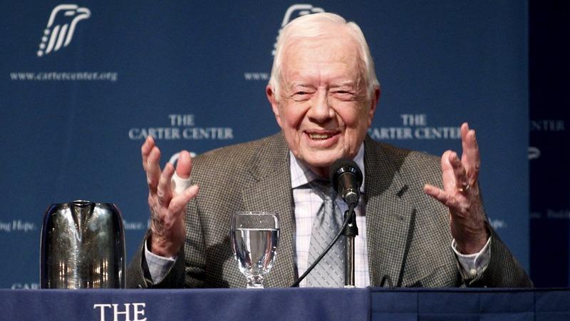 VERBATIM: Carter's battle with brain cancer