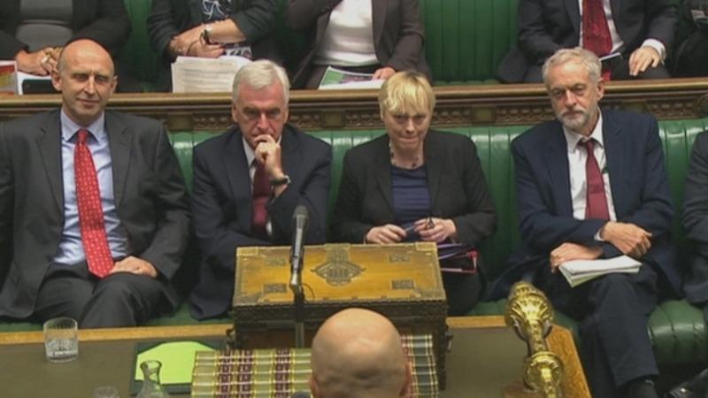 Corbyn v Cameron in PMQ battle