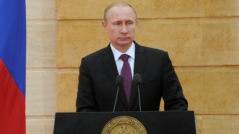 Putin: Russia won't stop backing Assad