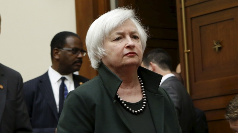 Decision day for Janet Yellen
