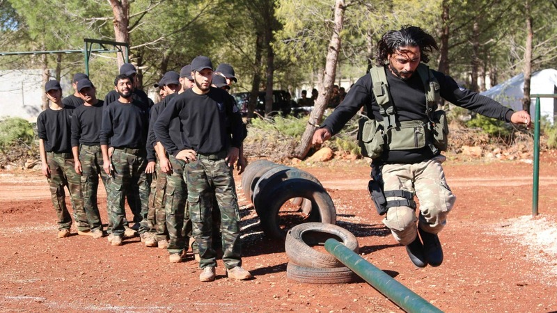 Only 5 US-trained rebels fighting IS in Syria