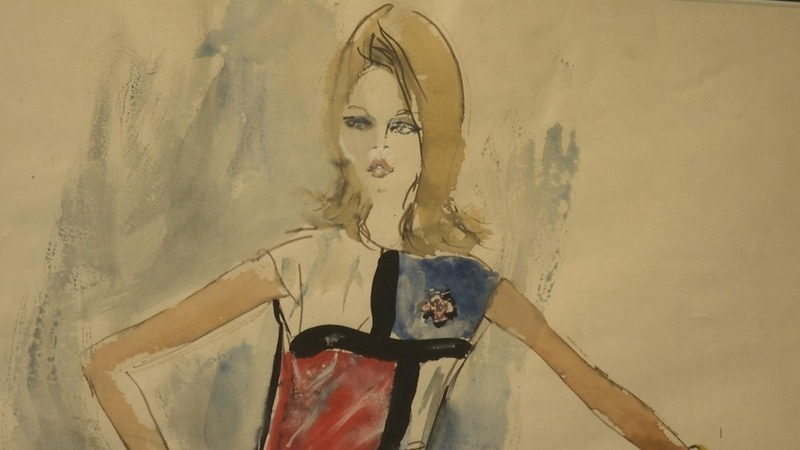 Fashion illustration back in the spotlight