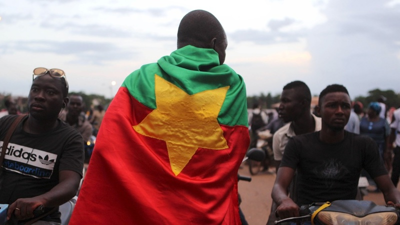 Military seize power in Burkina Faso