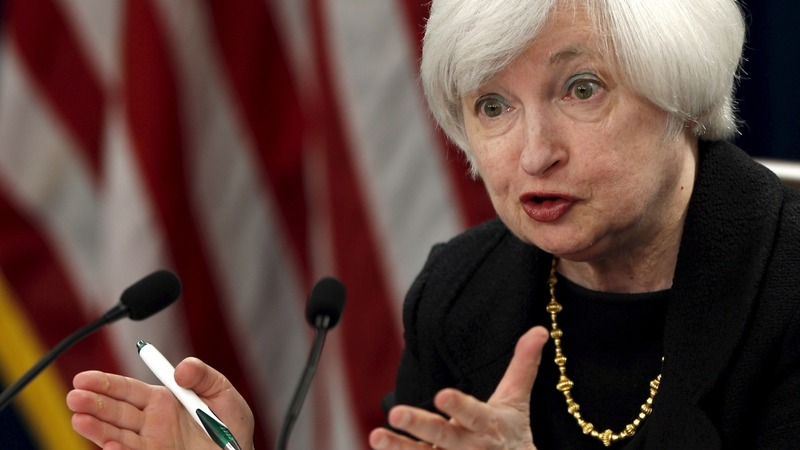 Global fears stop the Fed from raising rates