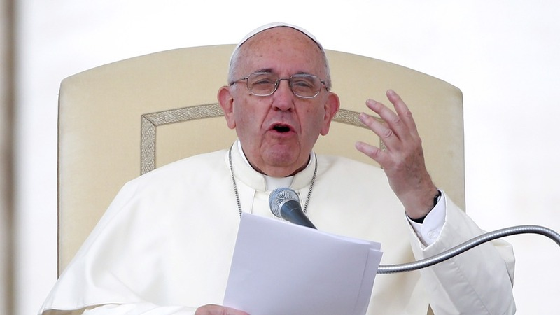 GOP hopes Pope can help with Latino vote