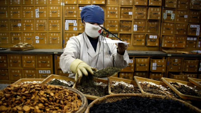 China's vitamin rush a challenge to tradition