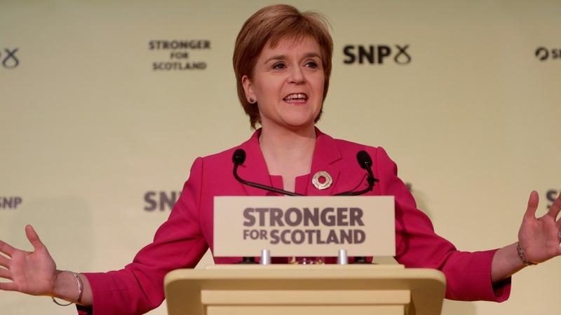 VERBATIM: Sturgeon says Cameron on 'borrowed time'