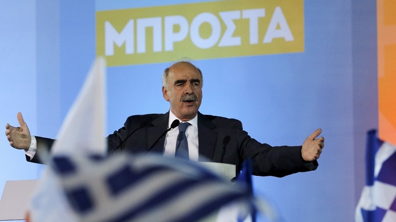 No clear lead in Greece election campaign