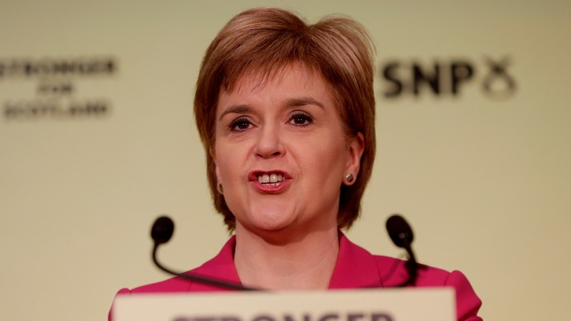 Sturgeon says David Cameron on 'borrowed time'