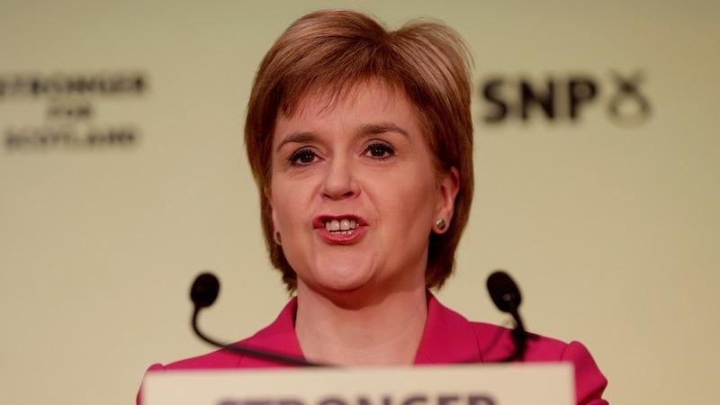 Sturgeon says David Cameron on 'borrowed time'