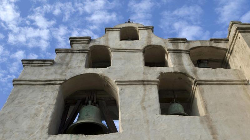 Through the lens: The San Gabriel mission